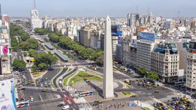 Efeméride nacional del día 13 de Octubre: se inaugura la avenida 9 de Julio
