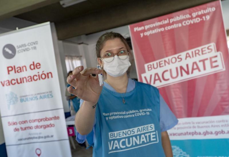 Van 20 semanas consecutivas donde Argentina registra una disminución sostenida de casos de COVID-19