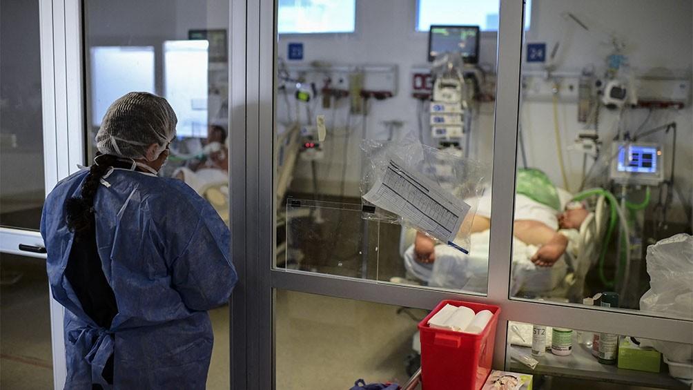 Murieron 3 personas por coronavirus, la cifra mas baja desde que comenzo la pandemia.