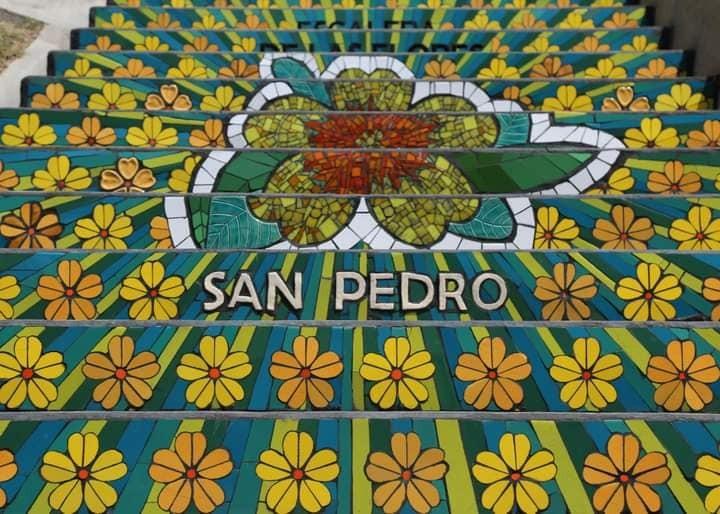 San Pedro, una ciudad que atrapa por su historia y sus paisajes.