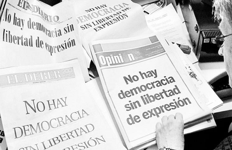 Efeméride nacional del día 26 de Octubre: se decreta la Libertad de Prensa