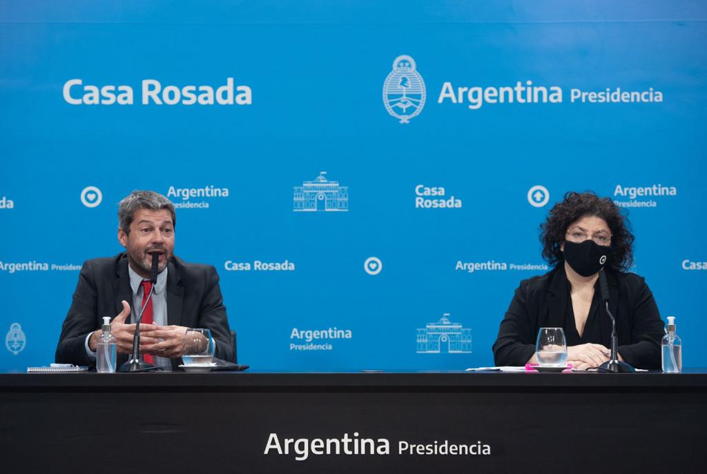 El Gobierno anunció nuevas medidas en la apertura de fronteras