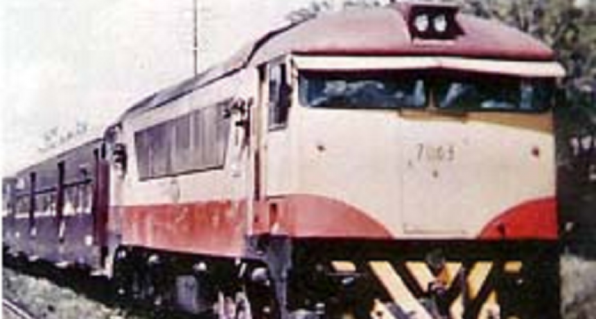 1964 y 1981- Ferrocarril Gral. Roca   El dos veces fatídico expreso