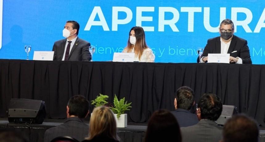 Yanina Martínez encabezó el Meet Up Argentina de turismo de reuniones