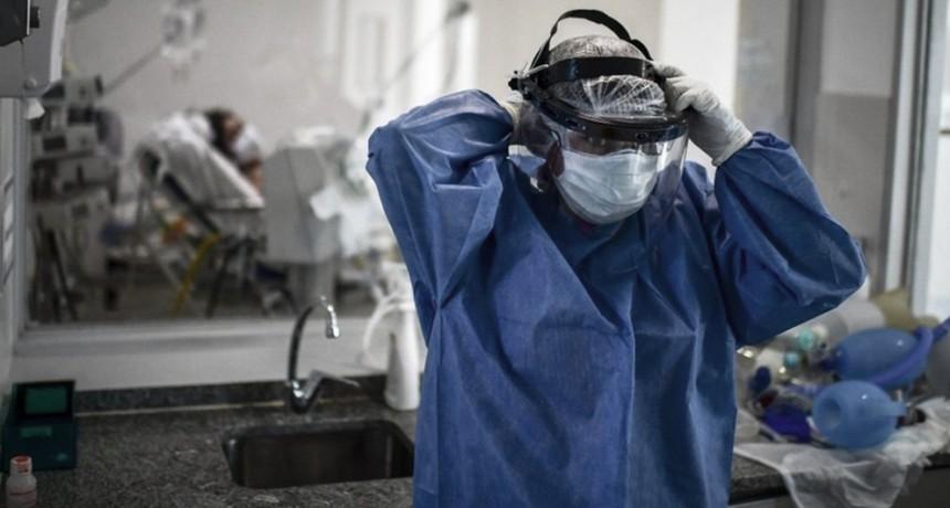 Hubo 25 muertos y 1.227 nuevos contagios de coronavirus en Argentina