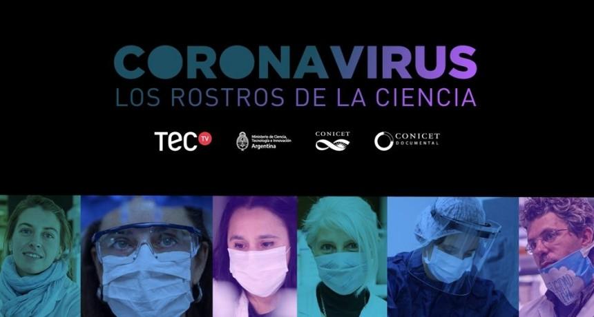 """""""Coronavirus, los rostros de la ciencia"""": el documental que se estrena hoy en Encuentro retrata la respuesta de la comunidad científica argentina a la pandemia"""