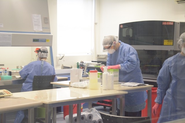 Se amplia la red de Laboratorios para garantizar el acceso a diagnostico a todos los Bonaerenses