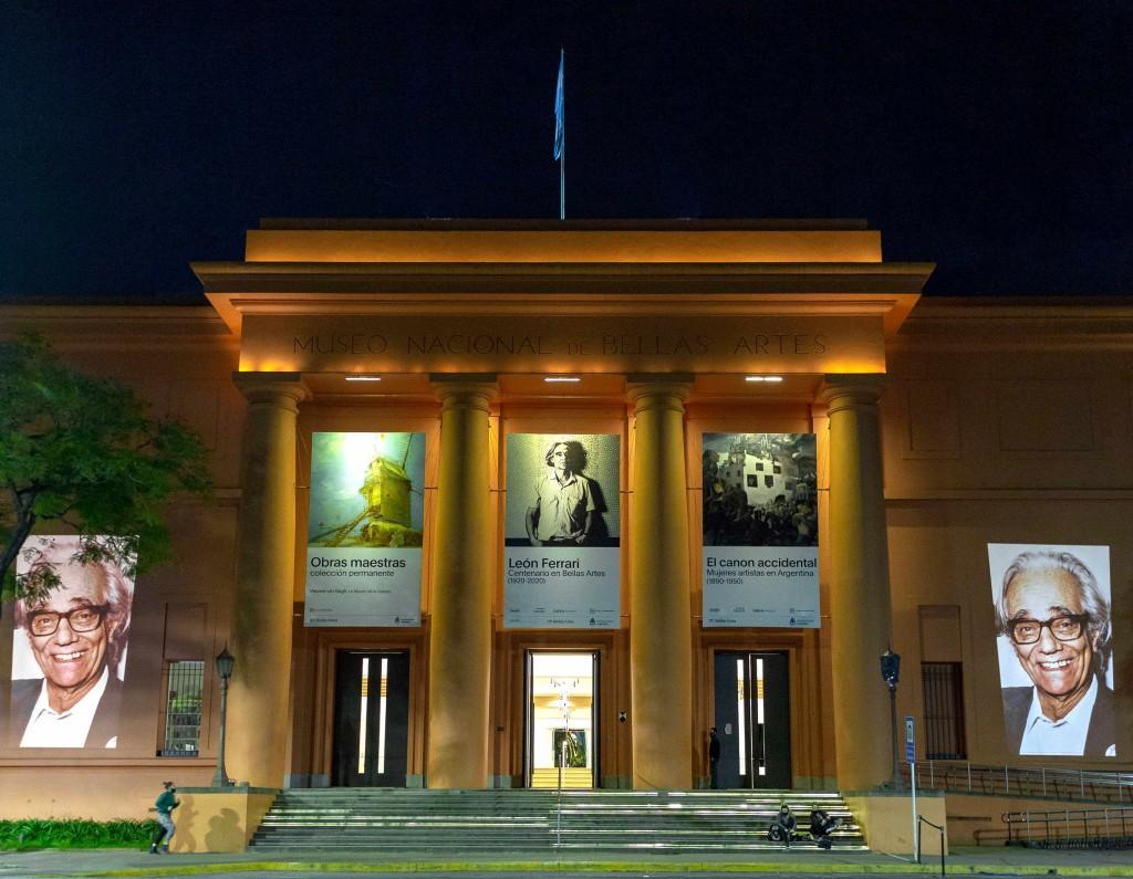 Reabre el Museo Nacional de Bellas Artes