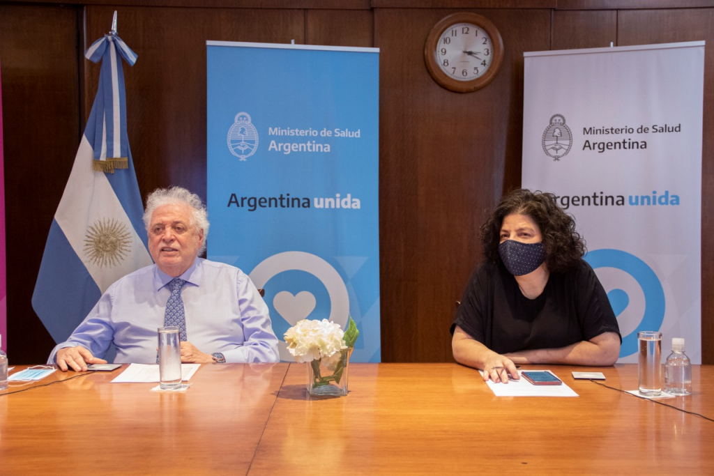 El Ministerio de Salud trabaja para garantizar el acceso oportuno a vacunas contra el COVID-19