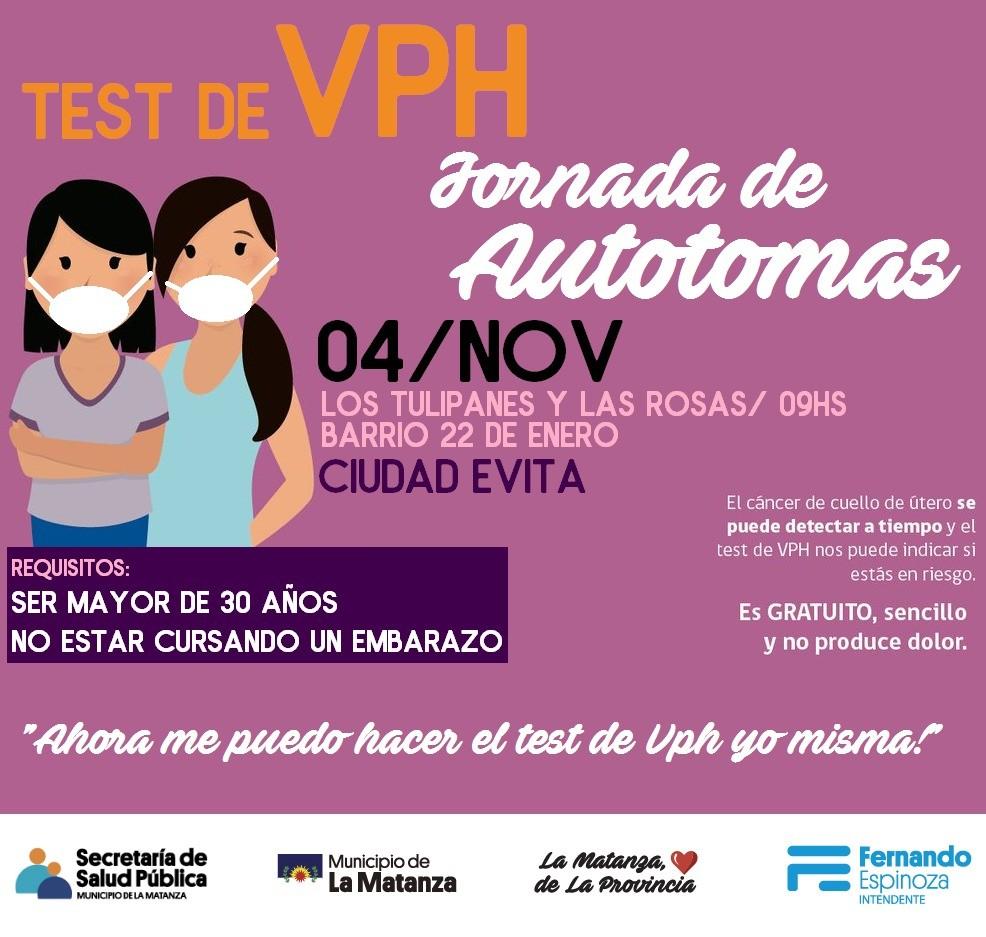 Jornada integral de salud en Ciudad Evita