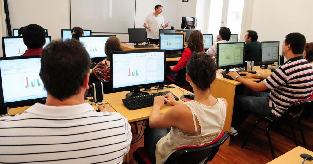 Nuevos cursos de formación profesional del sector tecnología