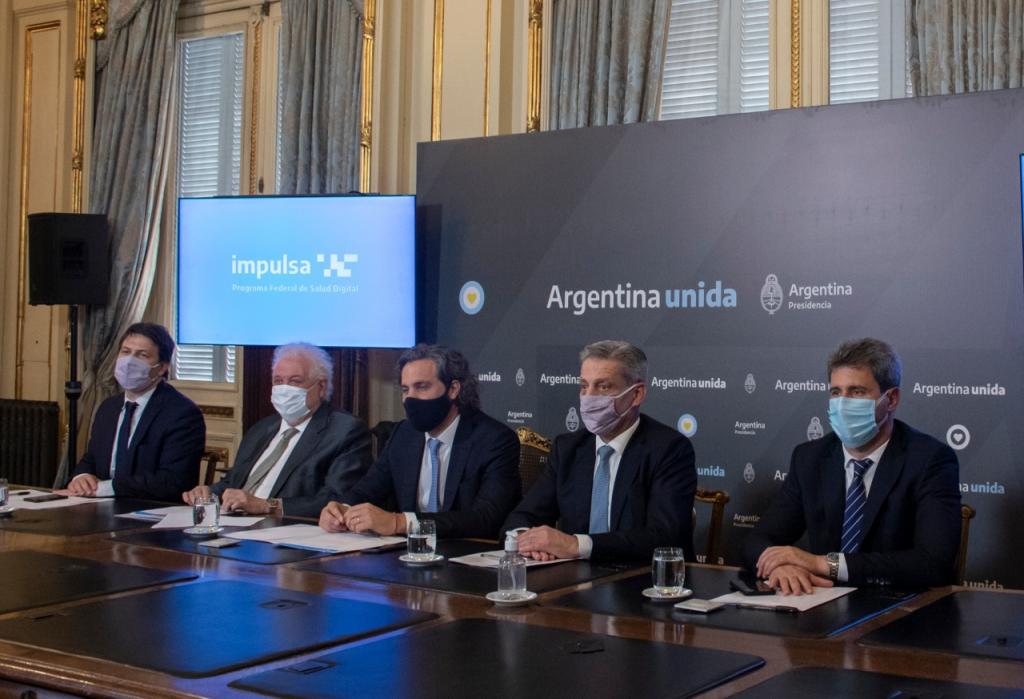 """Se lanzó """"IMPULSA"""": El Programa Federal de Salud Digital"""