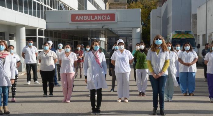 12.370 trabajadores de la salud pasaron a planta permanente en la Provincia de Buenos Aires.