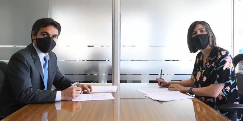 el MTEYSS y el RENATRE firmaron el Acta Complementaria al Convenio de Cooperación
