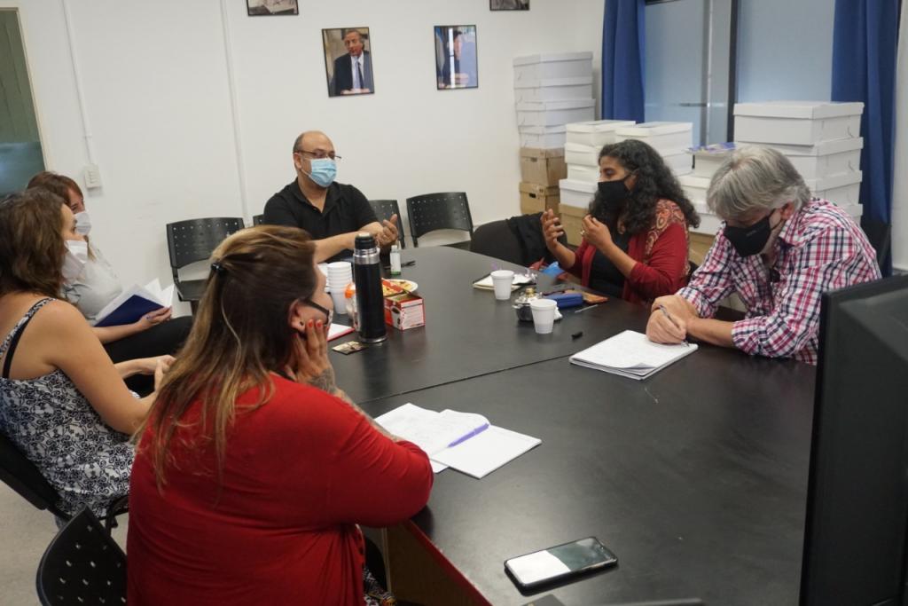 La Municipalidad de La Matanza fortalece la red de atención territorial en el abordaje de consumos problemáticos