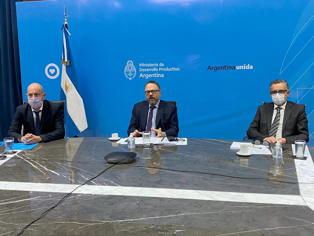 Kulfas y Jalil anunciaron linea de créditos por $400 M para PyMEs de Catamarca