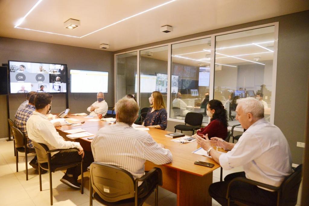 El Ministerio de Seguridad promueve el trabajo integrado para la prevención y respuesta ante emergencias en la región patagónica