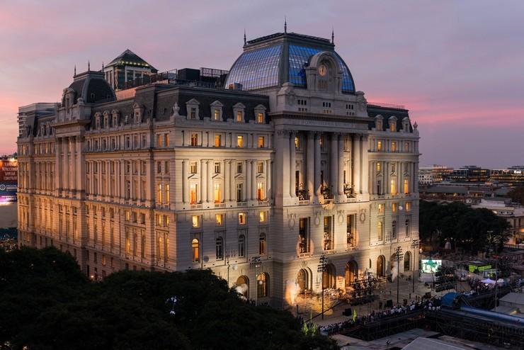 Vuelve el público al Centro Cultural Kirchner