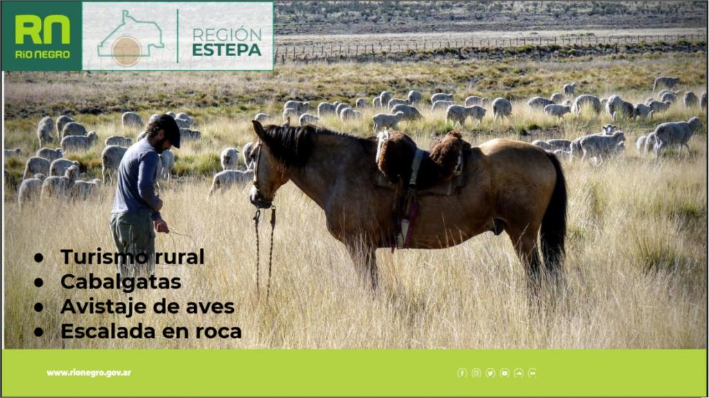 Turismo Rural en Río Negro