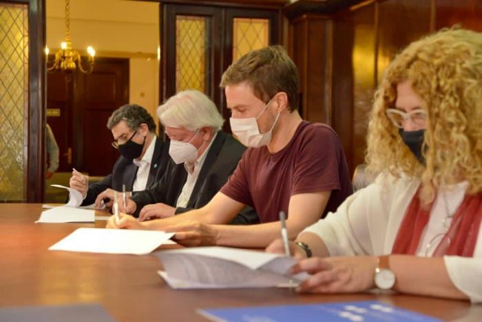 Se aprobó la creación de una escuela de cine en Mar del Plata