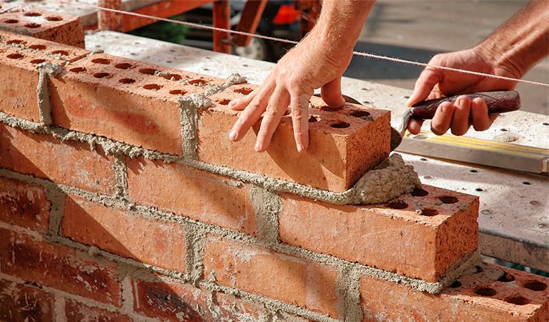 Empresas de la construcción deberán garantizar la provisión de materiales