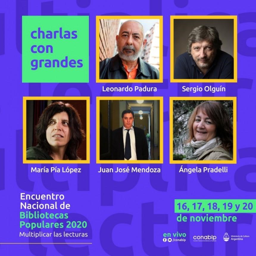 Charla: Historias de la lectura en la era digital, por Juan José Mendoza