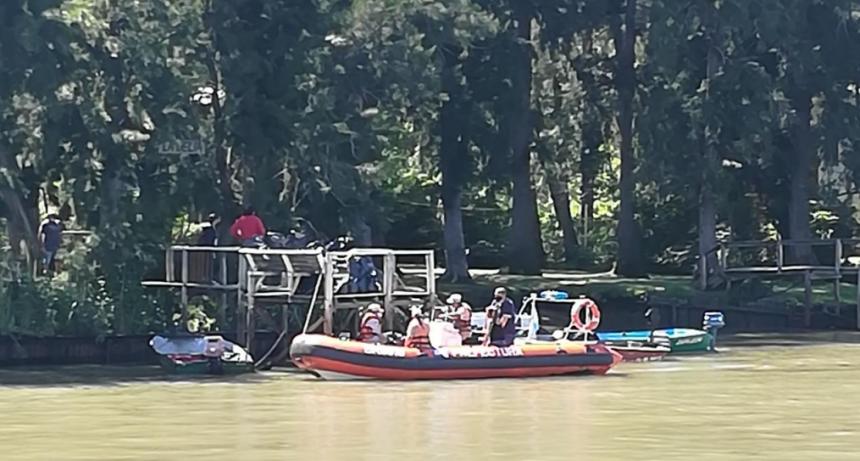 Los ministerios de Seguridad y Desarrollo Social realizaron un operativo conjunto de asistencia en el Delta
