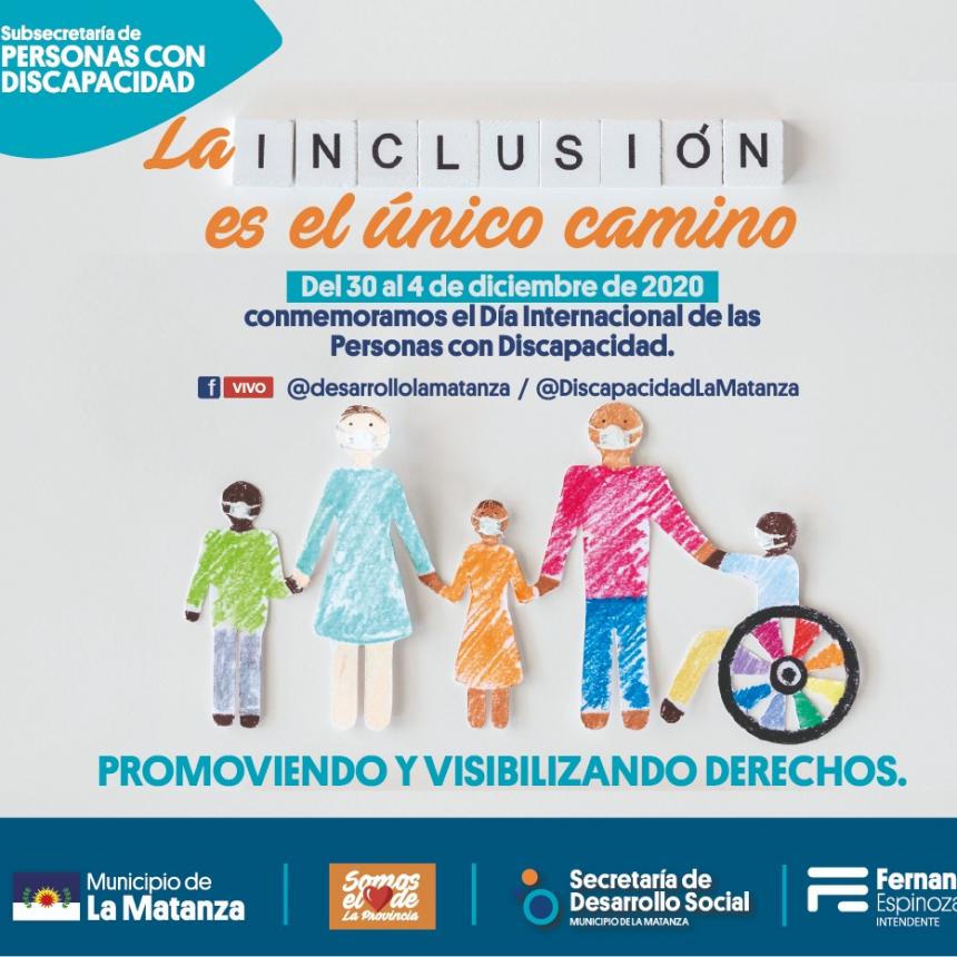 La inclusión es el único camino