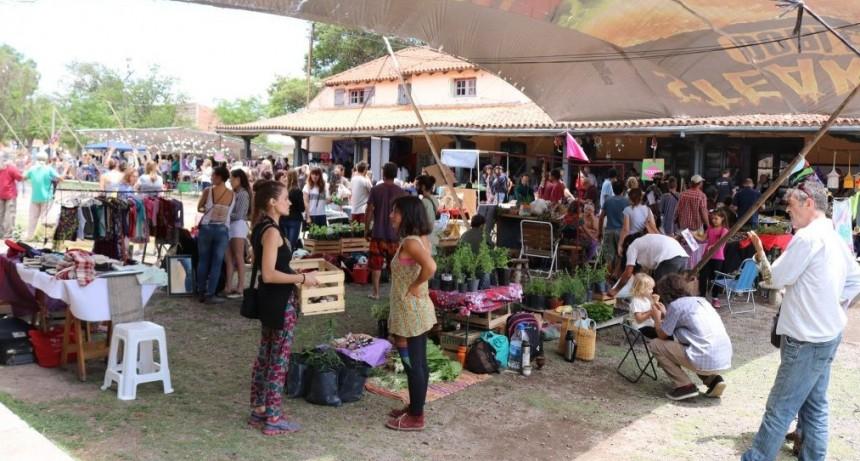 La Feria de la Economía Solidaria por el Buen Vivir en Capilla del Monte se incorpora al Plan Federal de Ferias