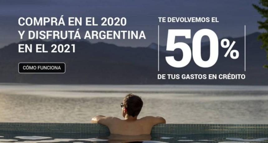 Más de 300 mil turistas ya utilizaron PreViaje para disfrutar Argentina en 2021