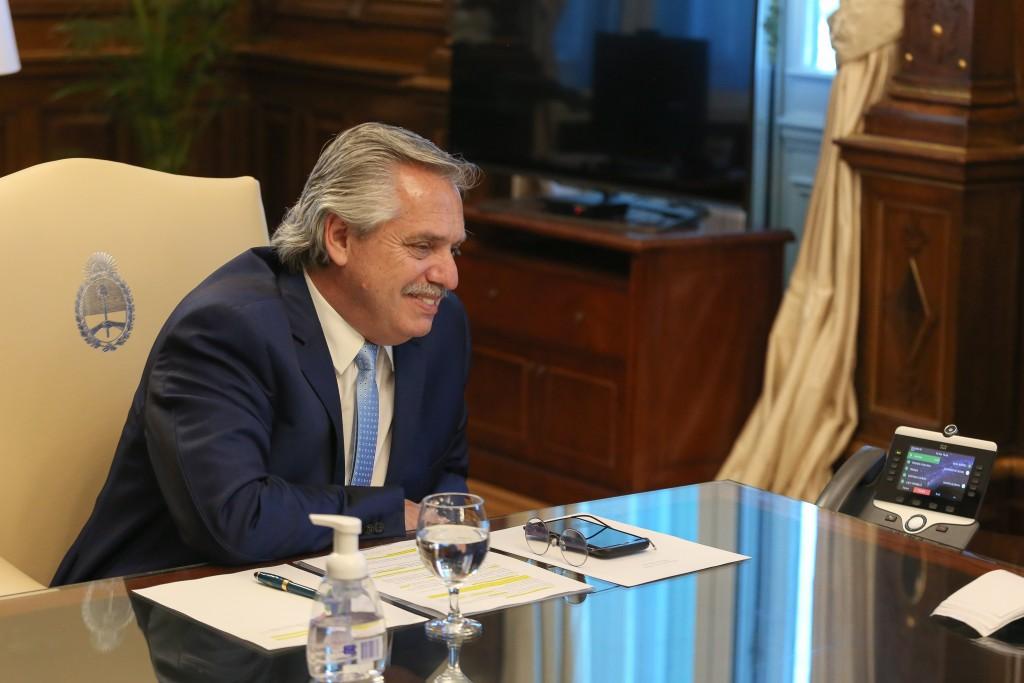 El presidente Alberto Fernández habló con el presidente electo de los Estados Unidos, Joe Biden