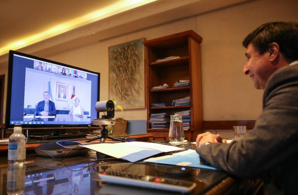 El Ministerio de Desarrollo Social firma un acuerdo para urbanizar barrios populares de Córdoba