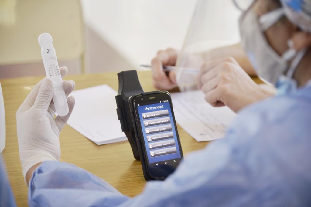 El Ministerio de Seguridad realizó pruebas toxicológicas a cadetes y aspirantes de la Prefectura