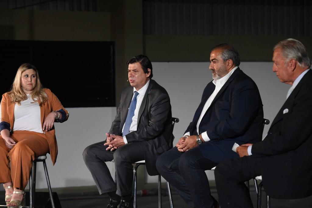 Claudio Moroni disertó en conferencia anual de la UIA