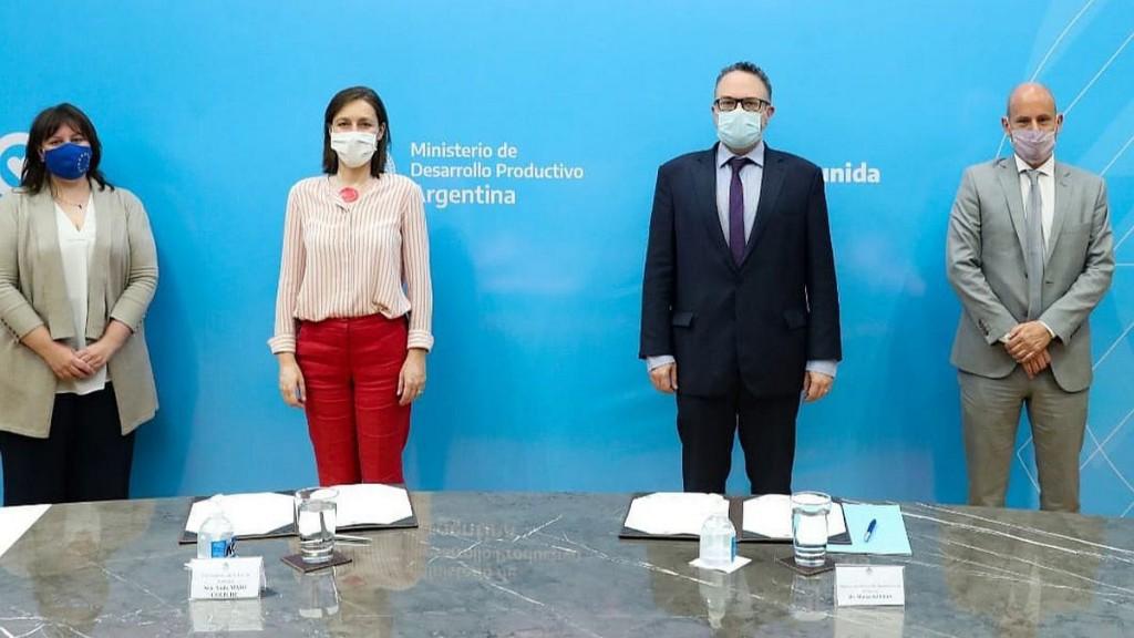 Matías Kulfas acordó con la UE promover el desarrollo de emprendimientos de triple impacto en Argentina