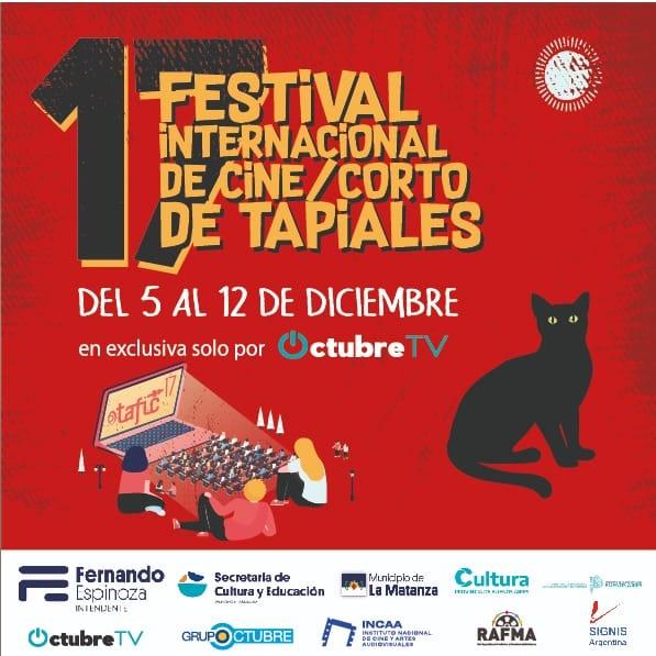 17ª edición del Festival Internacional de Cine de  Tapiales (TAFIC)