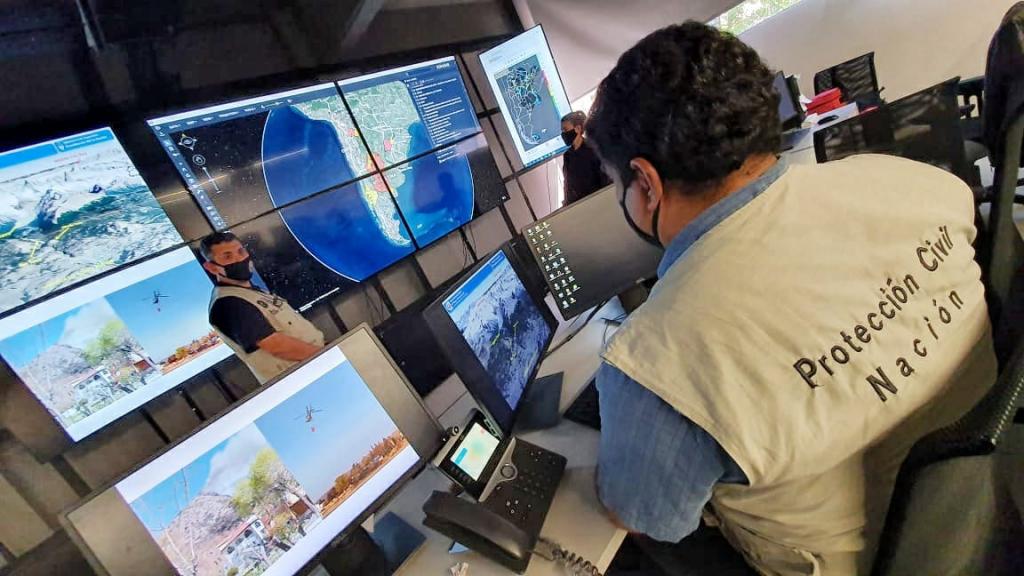 El Ministerio de Seguridad continúa con el trabajo regional para la prevención y respuesta ante emergencias