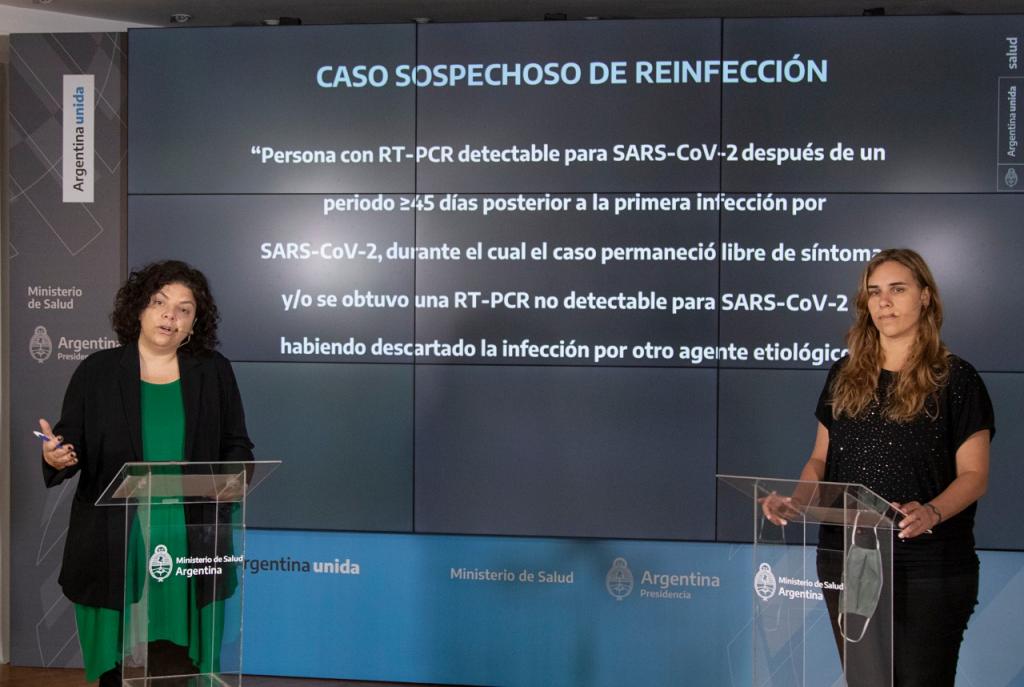 Consenso de expertos sobre el manejo de casos de reinfección de COVID-19