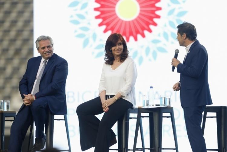 """Kicillof: """"El 2021 será el año de la vacunación y de la reconstrucción de la provincia de Buenos Aires"""""""