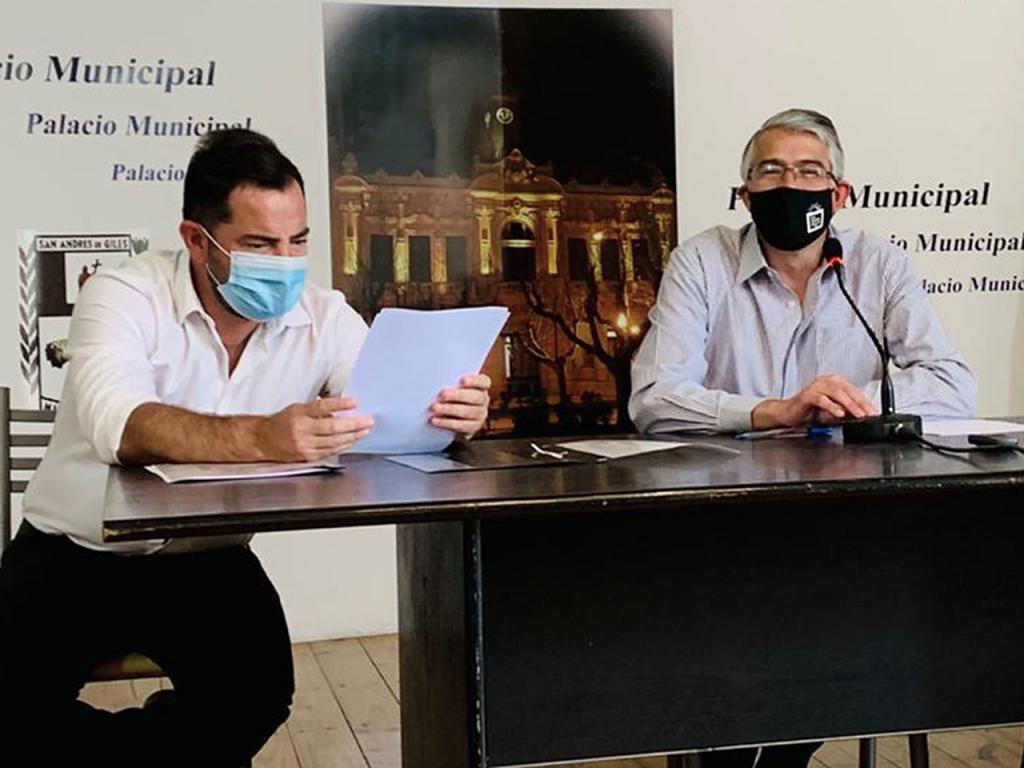 El Ministerio de Salud de la Nación entregó equipamiento a distintos partidos bonaerenses