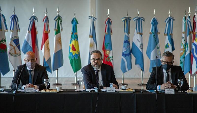 Se realizó la reunión del Consejo Federal de Ministros de Producción
