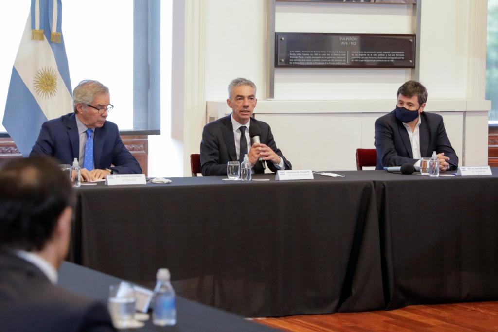 Acuerdo con Medio Oriente para posicionar a la Argentina como proveedora de alimentos al exterior