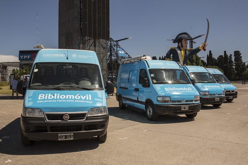Argentina Lee: Los bibliomóviles volvieron para recorrer el país y promover el acceso a la lectura