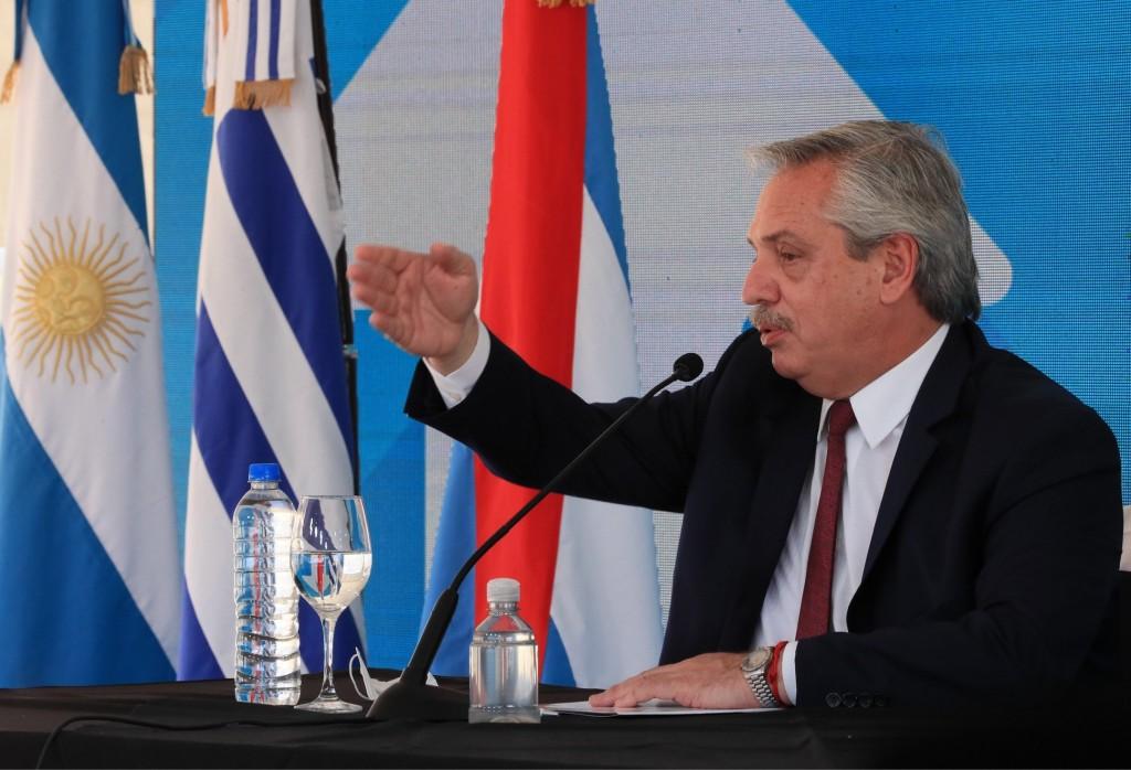 """""""Estamos haciendo una Argentina más federal"""", afirmó el Presidente en Entre Ríos"""