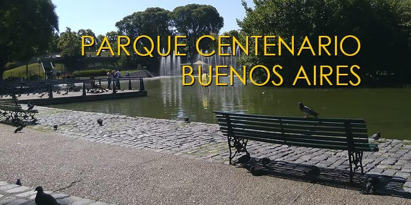 Parque Centenario: un paseo recreativo en la ciudad de Buenos Aires