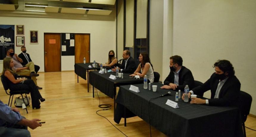 El Ministerio de Seguridad y la UNCAus firmaron un Convenio de Colaboración y Asistencia